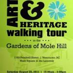 Art & Heritage Walking Tour