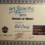 2010 Award of Merit
