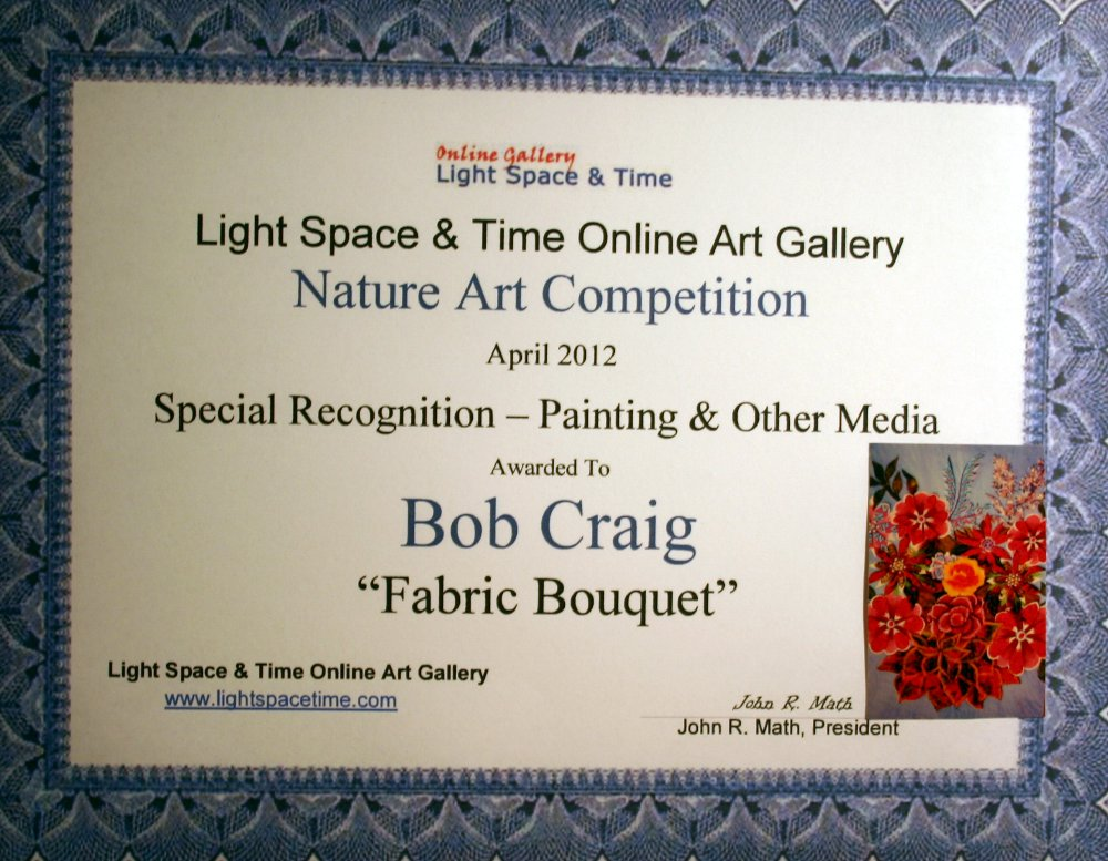Light Space & Time Online Gallery