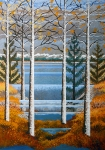 bob-craig-fall-trees-acrylic